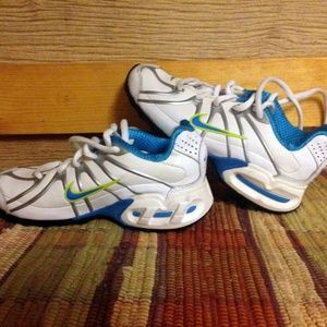 Nike tennis shoes, size 12C